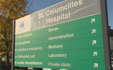 loughlinstown hospital