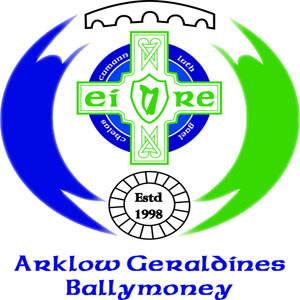 Arklow-Geraldines-Ballmoney-Logo-Medium