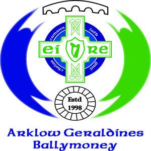 Arklow-Geraldines-Ballmoney-Logo-Medium