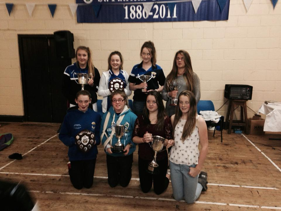 St Pats ladies 1