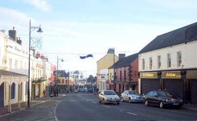 The Blue Cafe Arklow