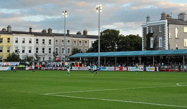 Bray Wanderers v Dundalk - Airtricity League Premier Division