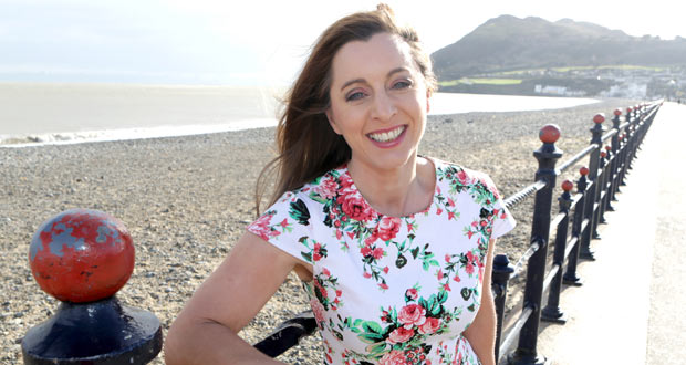 Join TV3's Sinead Desmond on team Bray Cancer Support Centre for the Flora Women's Mini Marathon