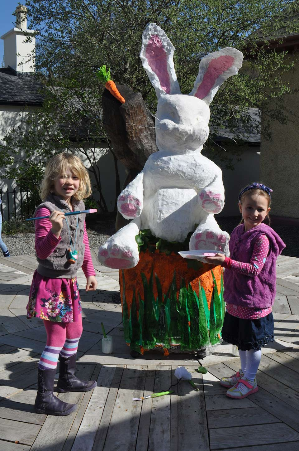 enniskerry village prepares for easter  u2013 wicklownews