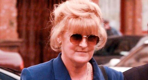 Black Widow Catherine Nevin dies aged 67