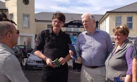 Cllr-Pat-Kavanagh-canvassing-in-Wicklow-with-Diarmuid-O'Flynn-MEP-Candidate-and-TD-Peter-Mathews