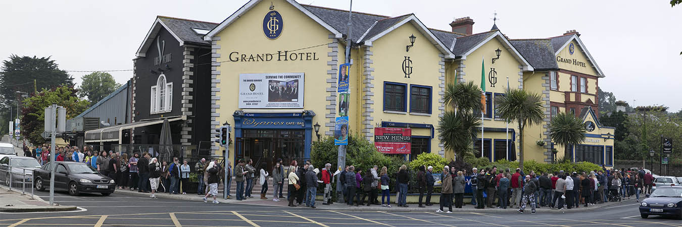 The Grand Hotel Wicklow