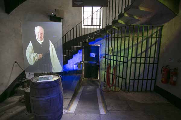 New holograms at Wicklow gaol