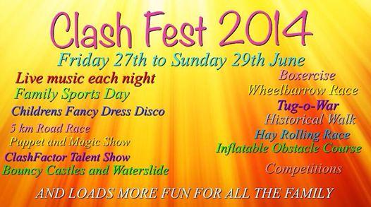 clash fest