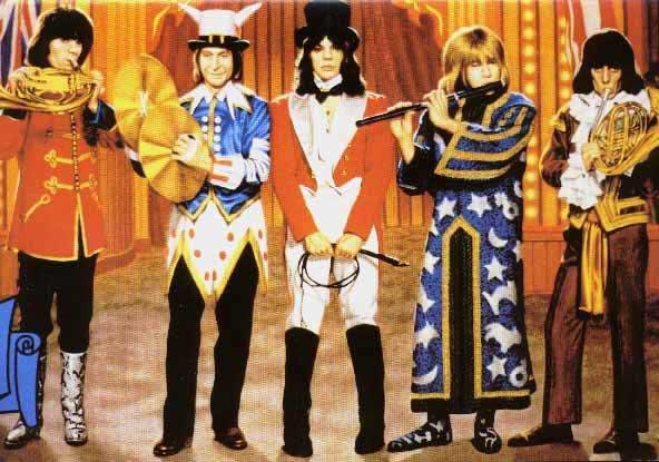 stones rock'n'roll circus
