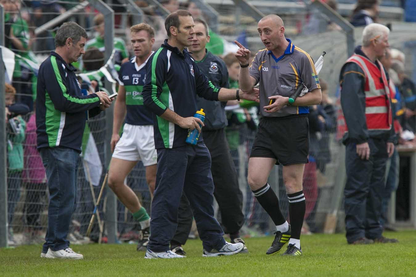 Top Wicklow and Intercounty referee assaulted as he left the field of play  in Hollywood yesterday – WicklowNews