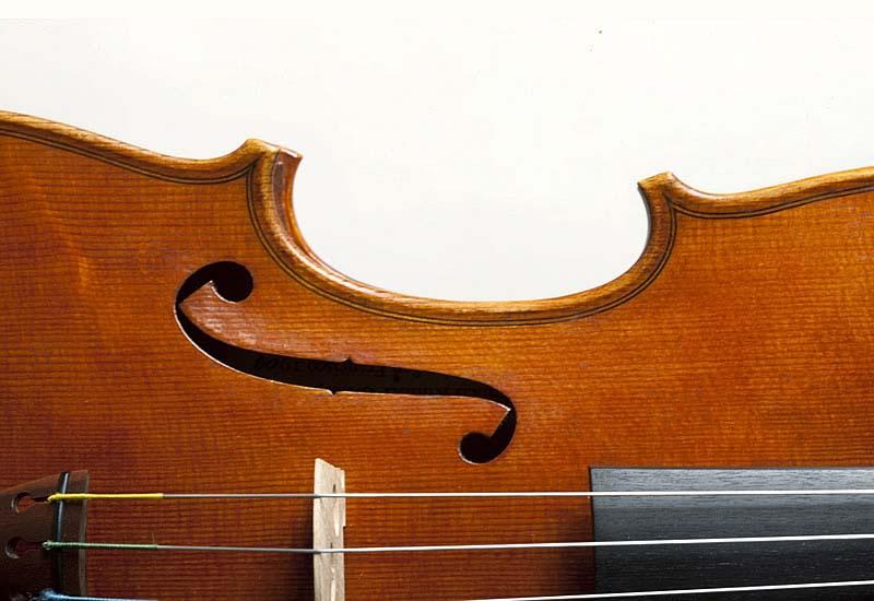 Kuttner violin