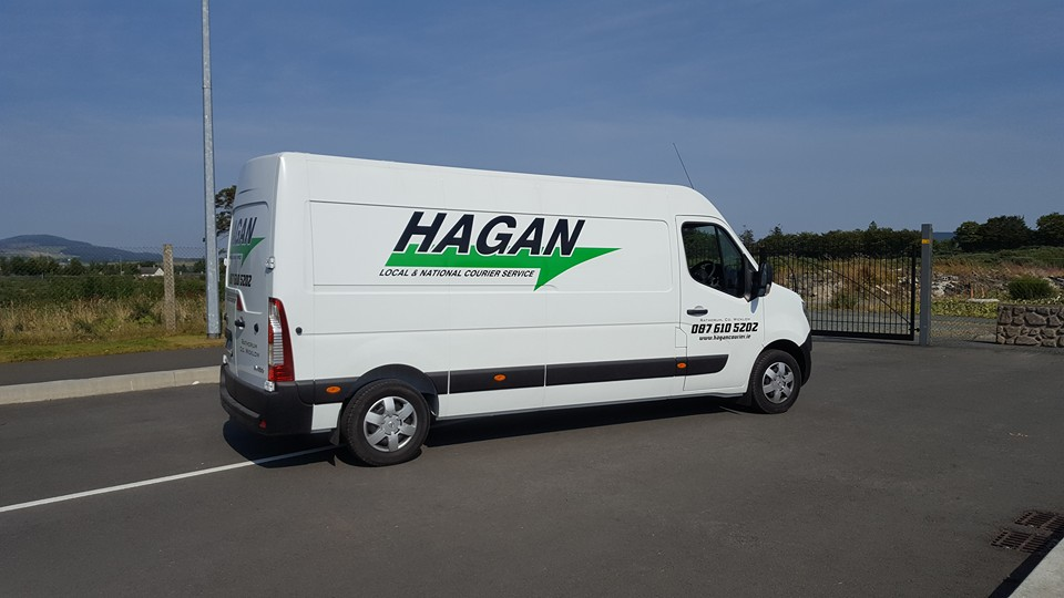 hagan courier