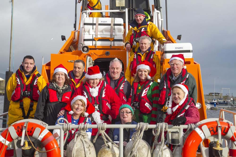 Arklow Lions Club 2016 Christmas Appeal