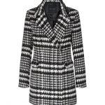 New Look Houndstooth Coat €79.99