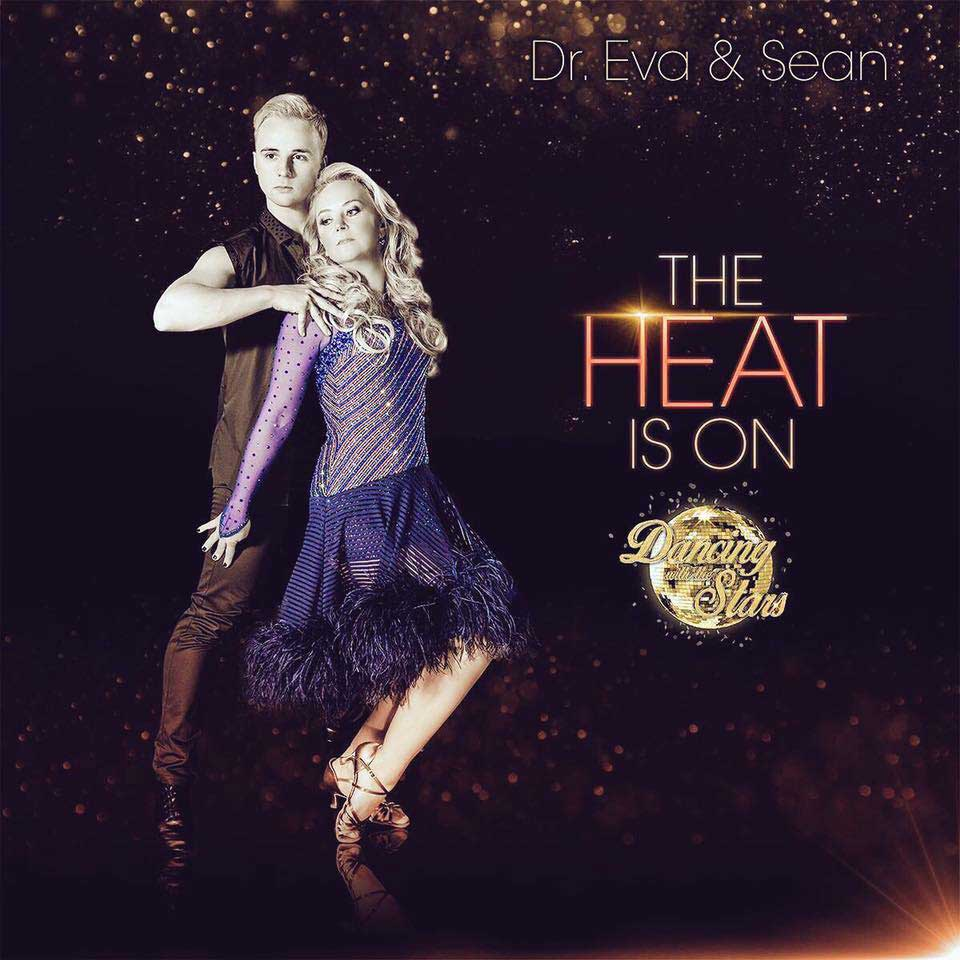 Dr-eva-and-sean-smullen-the-heat-is-on