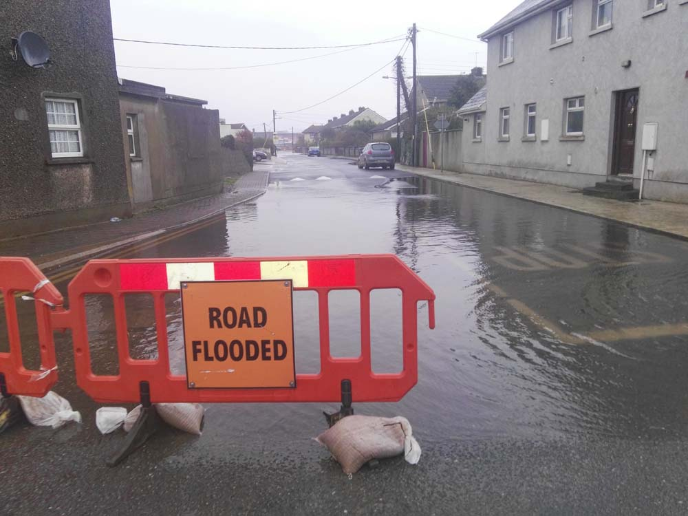 South Green, Arklow