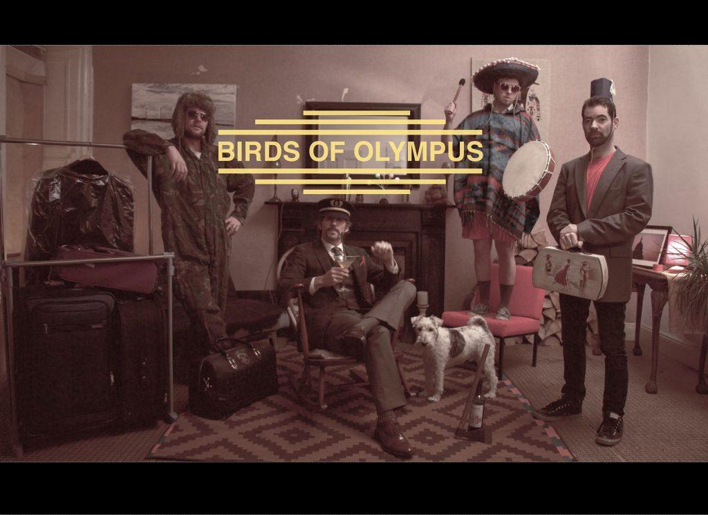 Birds of Olympus