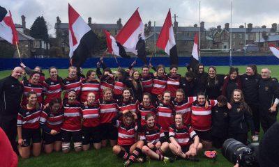 Wicklow ladies rugby