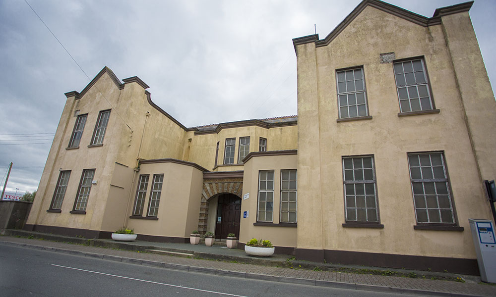 Arklow library 1