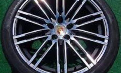 Porshe wheels