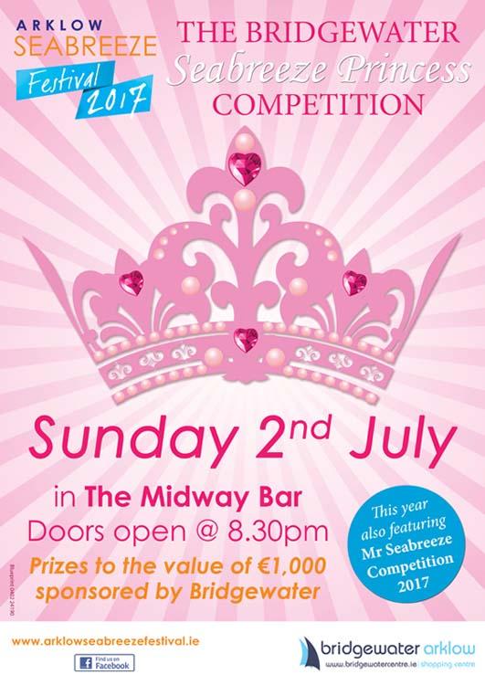 Bridgewater Seabreeze Princess Competition