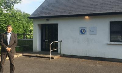 Donard garda station