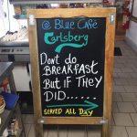 Blue Cafe 2