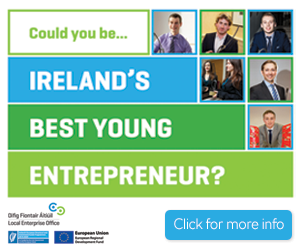Ireland's Best Young Entrepreneur