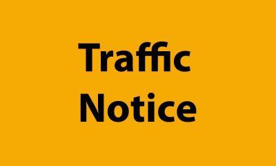 Traffic-Notice