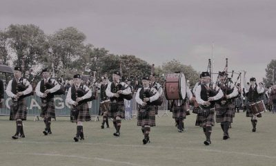 Wicklow pipe band