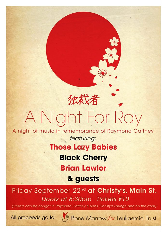 A night for Ray