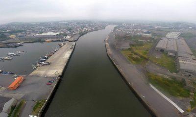 Arklow river