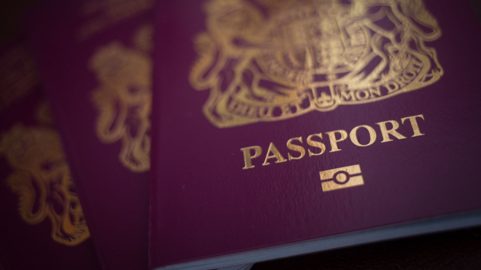 BATH, ENGLAND - OCTOBER 10:  In this photo illustration,  UK passports are seen on October 10, 2016 in Bath, England. Since the UK voted to leave the European Union in June, the UK's currency has been fluctuating in value against other currencies, including the Euro and the dollar, and looks likely to remain doing so while the uncertainty remains surrounding the terms of the UK's departure from the EU.  (Photo by Matt Cardy/Getty Images)