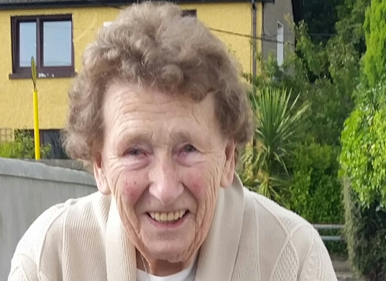 Mamie Walsh