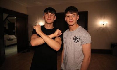 Sean and Conor Price