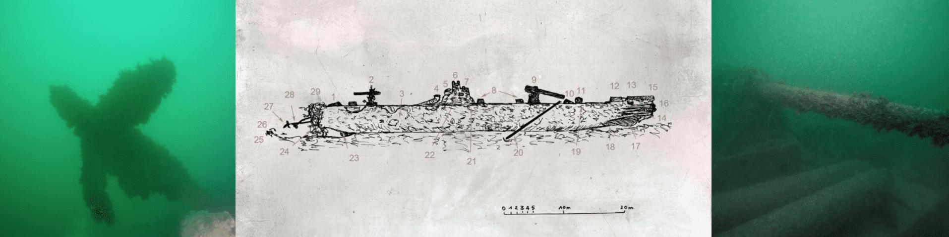 U-95 Dive 1