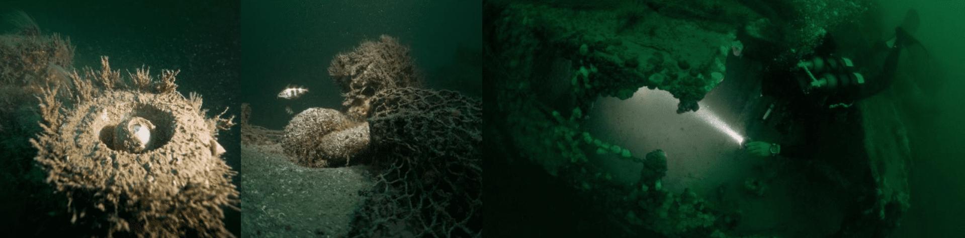 U-95 Dive 2