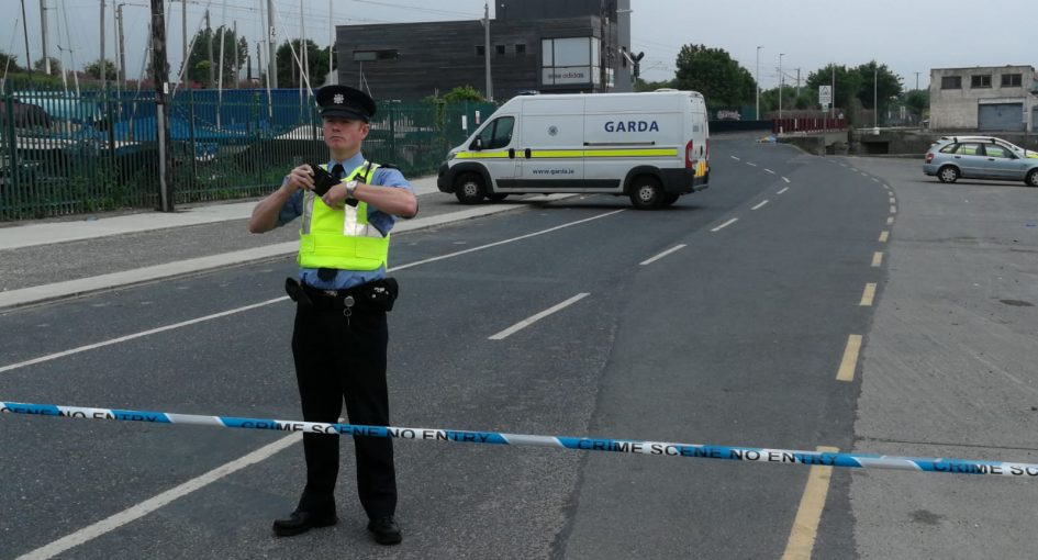 Irish boxing gym 'heartbroken' by fatal shooting