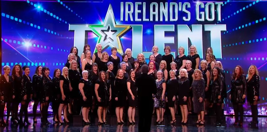 Sea of Change get golden buzzer on Ireland's got talent – WicklowNews